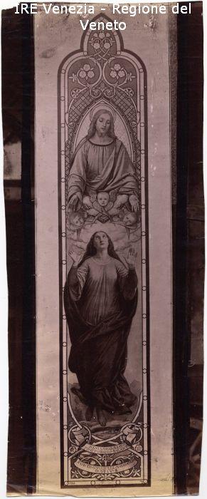 104 - Beati i puri di cuore perchè vedranno Dio / Filippi, Tomaso; / 1900 ( ca. )