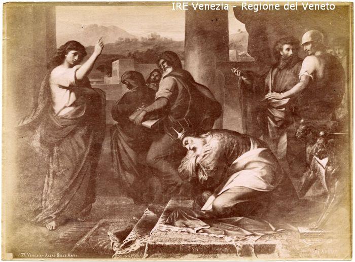 137 - Presentazione al Tempio / positivo / Brusa, Giovanni Battista; / 1885 ( ca. )