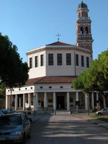 Chiesa della Beata Vergine del Soccorso/ Rotonda: chiesa (tempio cittadino)  / Rovigo (ROVIGO)