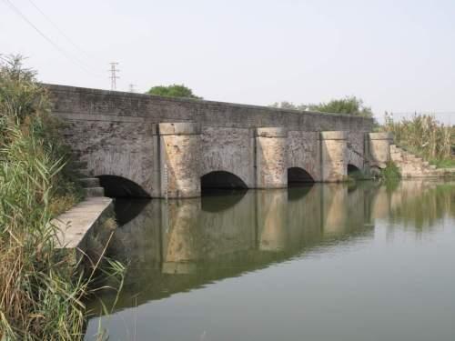 Botte Cavanella: ponte (demaniale)  / ambito rodigino polesano - periodo ottocentesco - LOREO (ROVIGO)