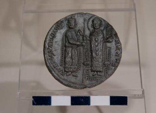 Italiana/Repubblica di Venezia (serie) Doge Michele Steno 1368 d.C. - 1382 d.C. Venezia