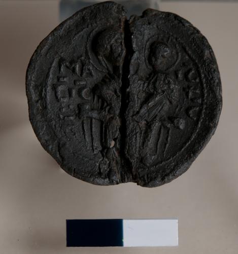 Italiana/ Chioggia (serie) Vescovo Giovanni Falier 1157 a.C. - 1164 a.C. Chioggia