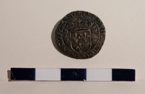 3 soldi Luigi XII 1500 a.C. - 1513 a.C. Milano