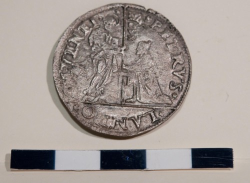 1 Lira Pietro Lando 1542 a.C. - 1543 a.C. Venezia
